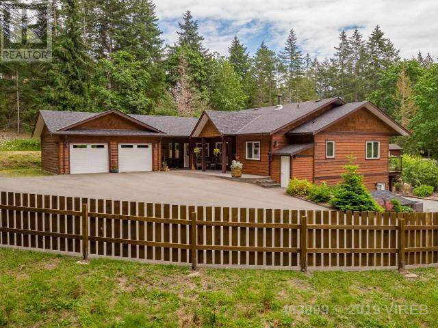 House for sale at 2765 Transtide Dr Nanoose Bay British Columbia - MLS: 463899