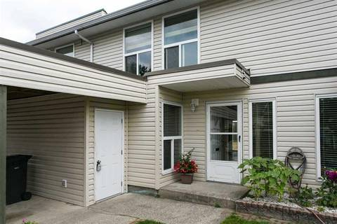 Townhouse for sale at 32550 Maclure Rd Unit 277 Abbotsford British Columbia - MLS: R2436358