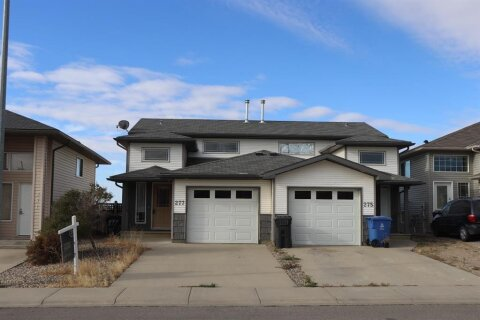Townhouse for sale at 277 Aberdeen  Rd W Lethbridge Alberta - MLS: A1039871