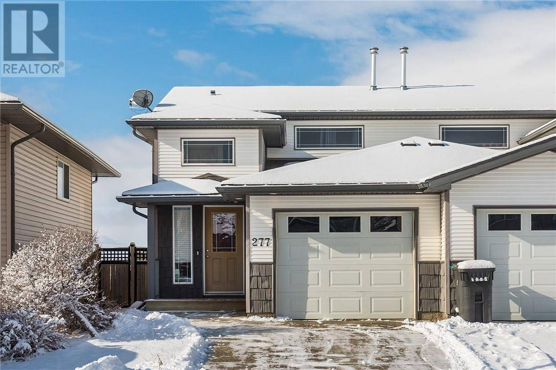 Townhouse for sale at 277 Aberdeen Rd W Lethbridge Alberta - MLS: ld0190970