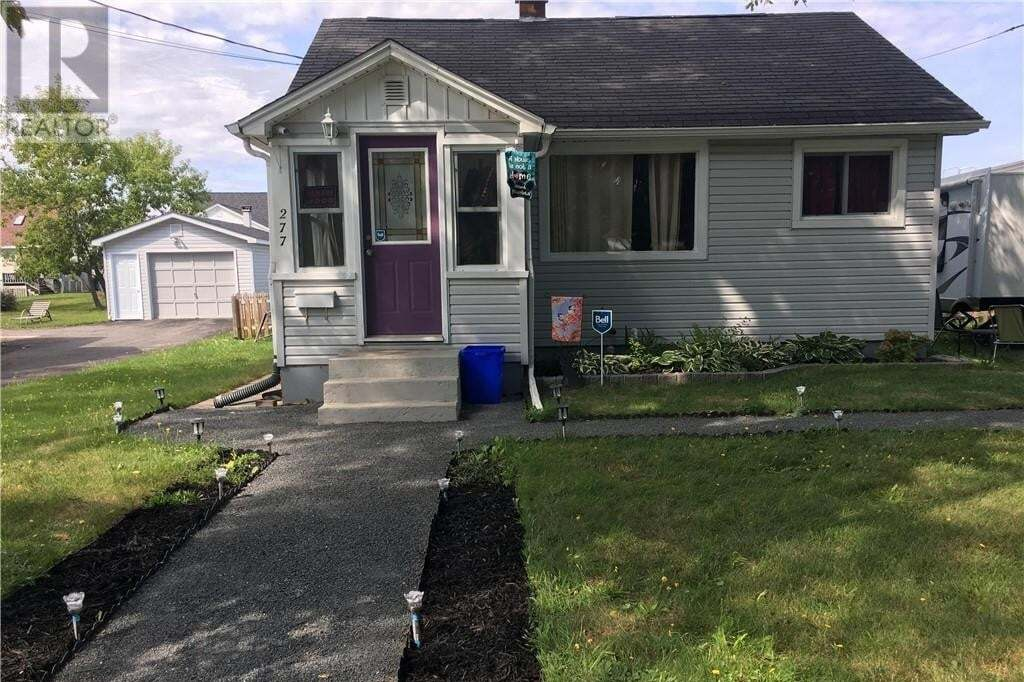 House for sale at 277 Carney St Fredericton New Brunswick - MLS: NB049918