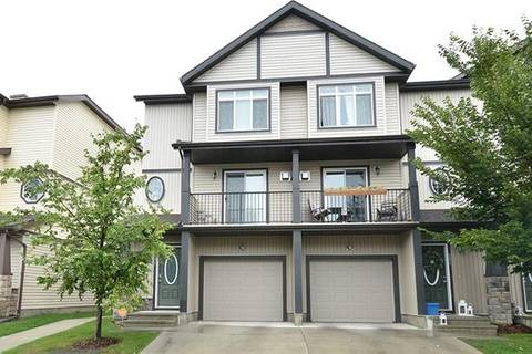 Townhouse for sale at 277 Copperpond Landng Southeast Calgary Alberta - MLS: C4278131