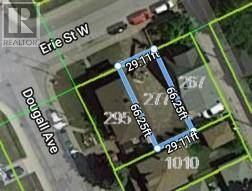 Residential property for sale at 277 Erie St West Windsor Ontario - MLS: 19021470