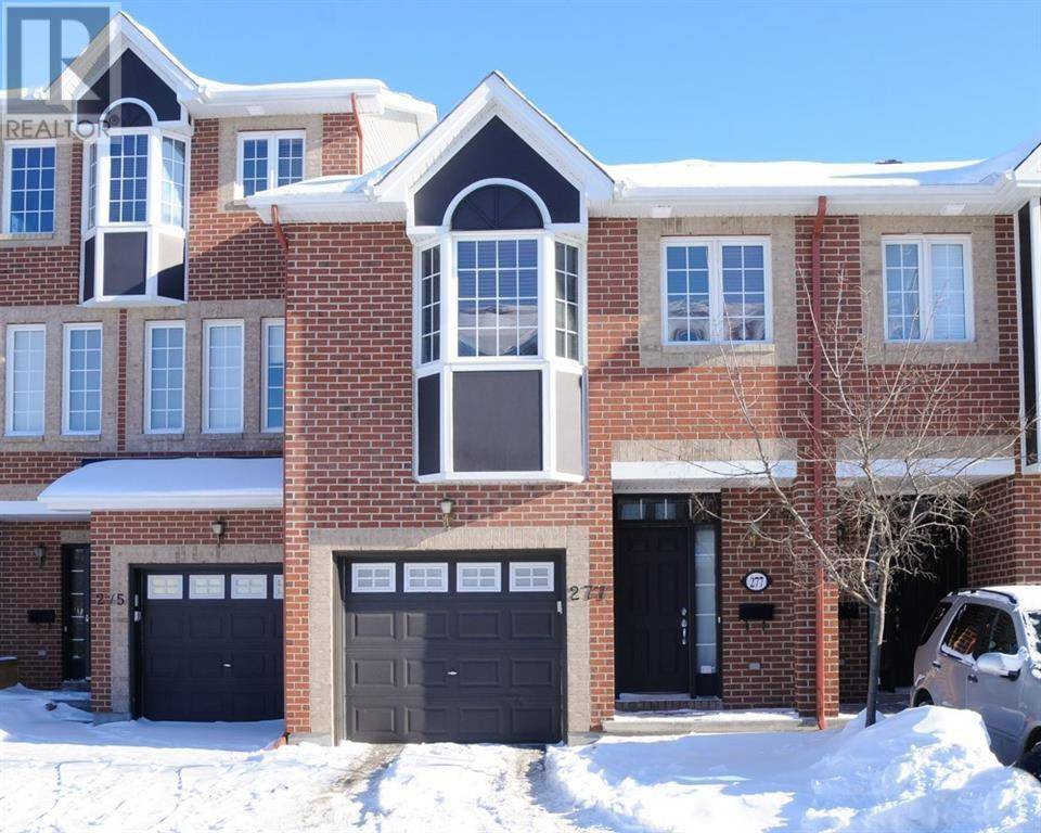 Townhouse for rent at 277 Freedom Pt Ottawa Ontario - MLS: 1182997