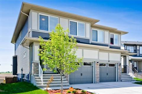 Townhouse for sale at 277 Hillcrest Rd Southwest Airdrie Alberta - MLS: C4253543
