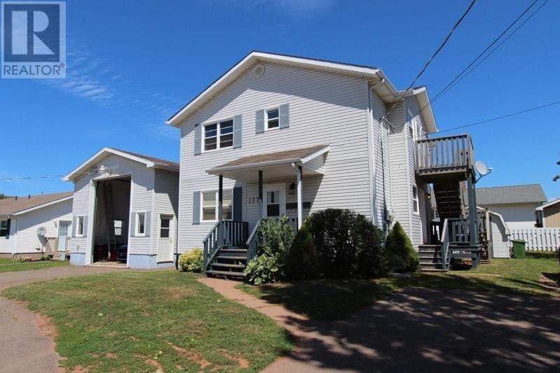 Townhouse for sale at 277 Macewan Rd Summerside Prince Edward Island - MLS: 202015198
