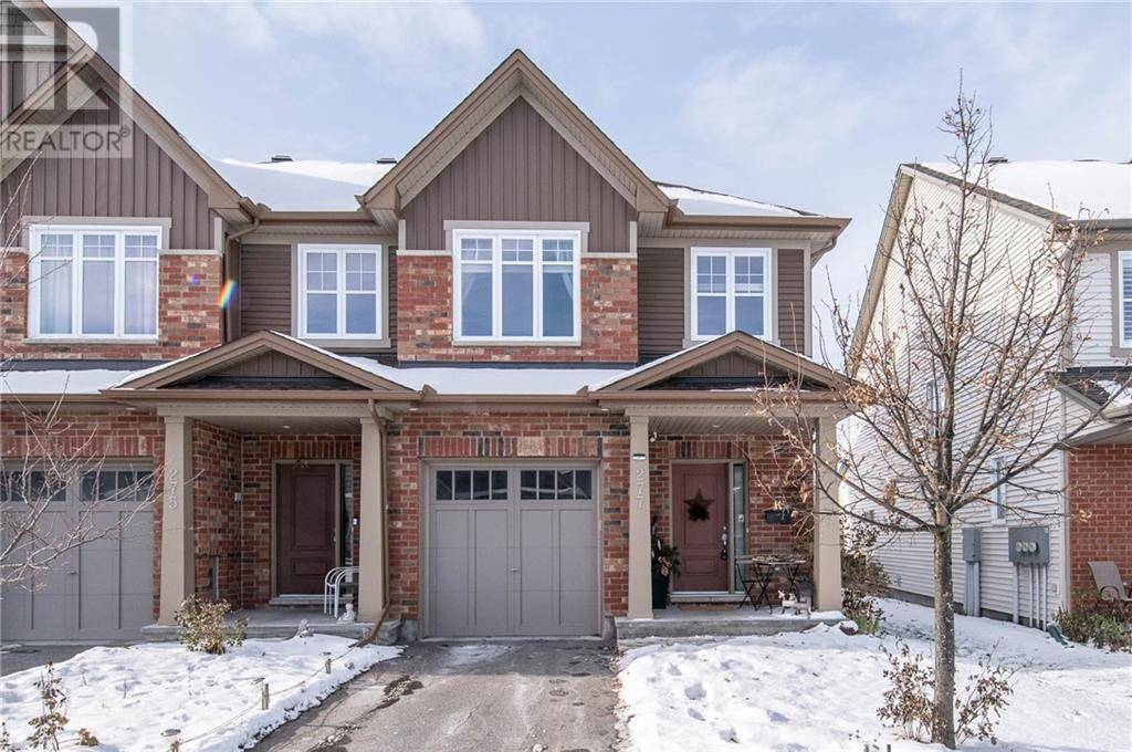 Townhouse for sale at 277 Marino St Ottawa Ontario - MLS: 1175770