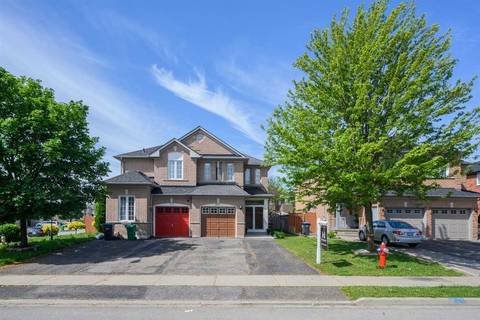 Townhouse for sale at 277 Morningmist St Brampton Ontario - MLS: W4485240