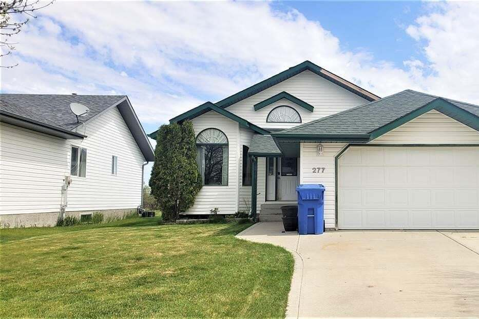 House for sale at 277 Parkside Dr Wetaskiwin Alberta - MLS: E4199437