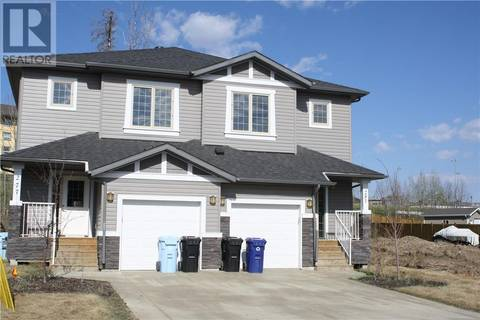 Townhouse for sale at 277 Shalestone Wy Fort Mcmurray Alberta - MLS: fm0165871