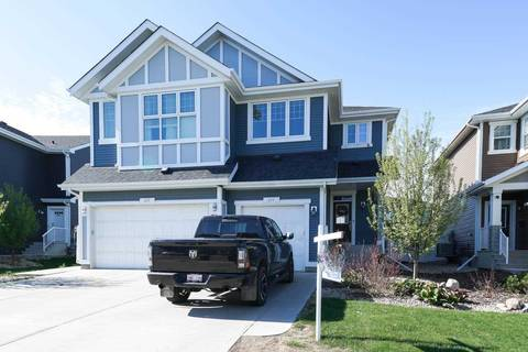 Townhouse for sale at 277 Sturtz Bn  Leduc Alberta - MLS: E4157852