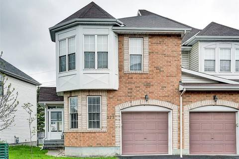 Townhouse for sale at 277 Westvalley Pt Ottawa Ontario - MLS: 1151677