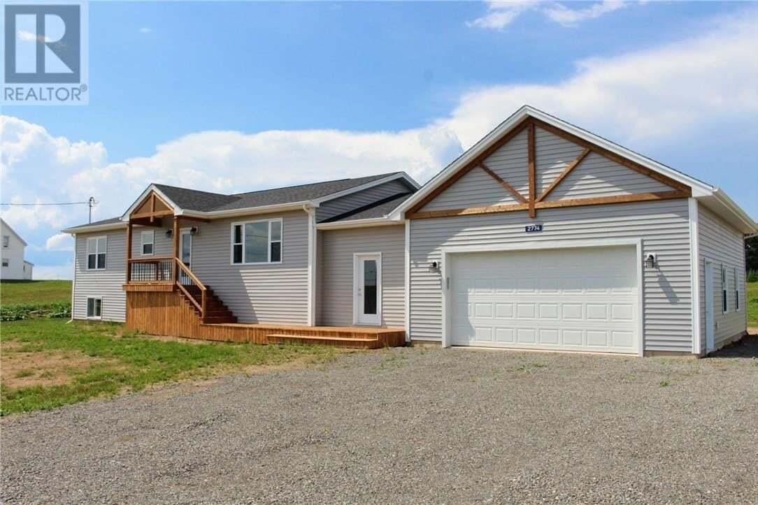 House for sale at 2774 Route 515  Ste. Marie-de-kent New Brunswick - MLS: M129991