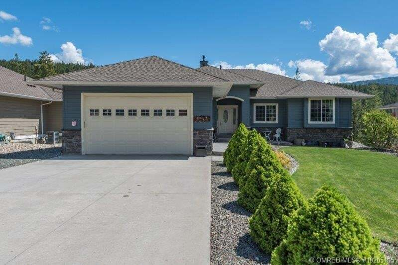 House for sale at 2774 Valleyview Dr Blind Bay British Columbia - MLS: 10205105