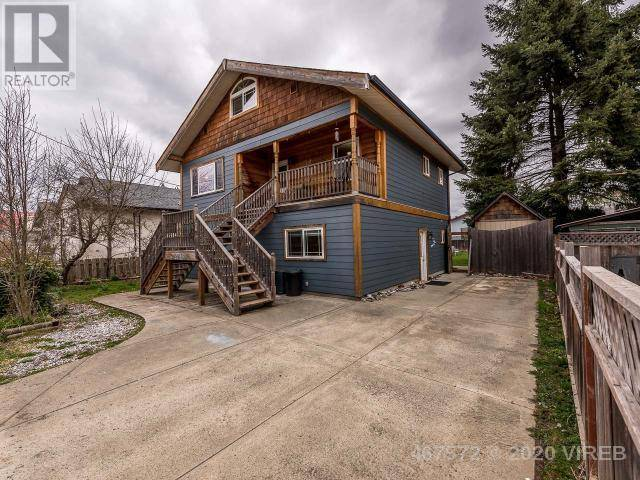 House for sale at 2778 Derwent Ave Cumberland British Columbia - MLS: 467572