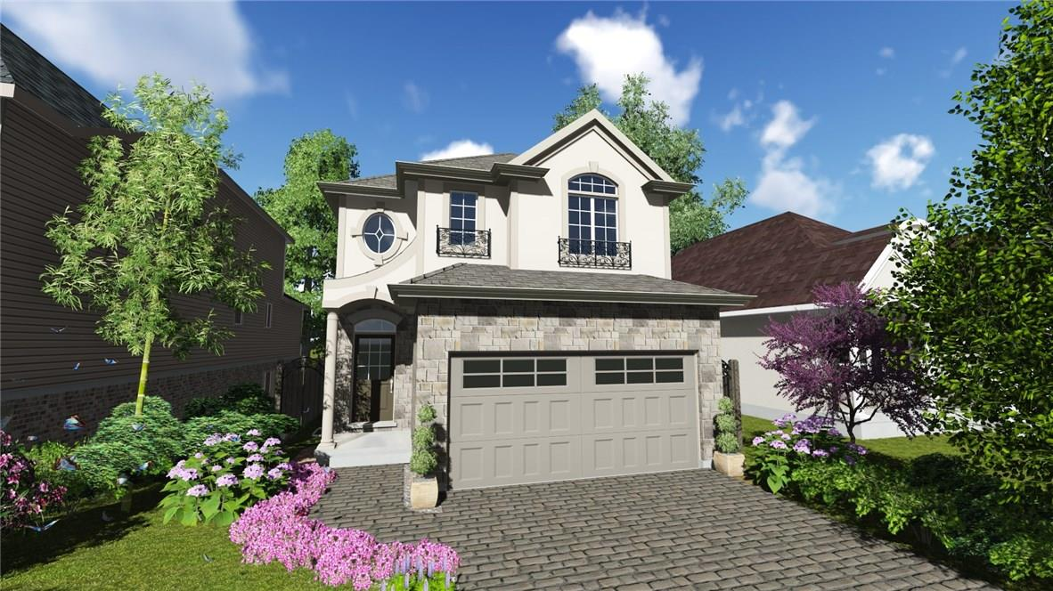 For Sale: 278 Bounty Avenue, Thorold, ON | 3 Bed, 3 Bath House for $599,000. See 2 photos!