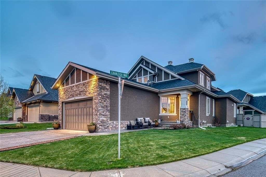 House for sale at 278 Cranleigh Pl SE Cranston, Calgary Alberta - MLS: C4295663