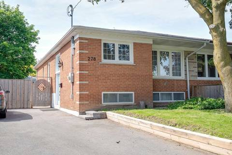 Townhouse for sale at 278 Gells Rd Richmond Hill Ontario - MLS: N4485102