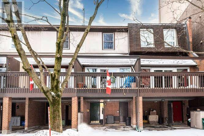 Townhouse for sale at 278 Gladstone Ave Ottawa Ontario - MLS: 1179378