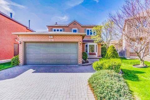 House for sale at 278 Lancrest St Pickering Ontario - MLS: E4443068