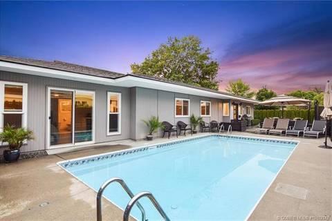 House for sale at 278 Mathison Pl Kelowna British Columbia - MLS: 10182142