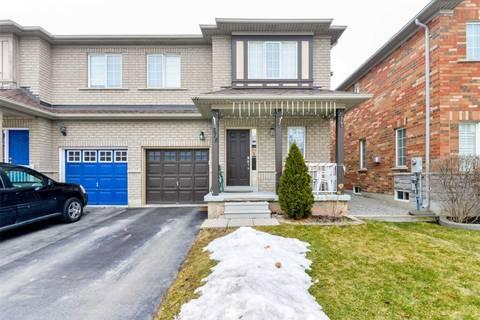 Townhouse for sale at 278 Pettigrew Tr Milton Ontario - MLS: W4686478