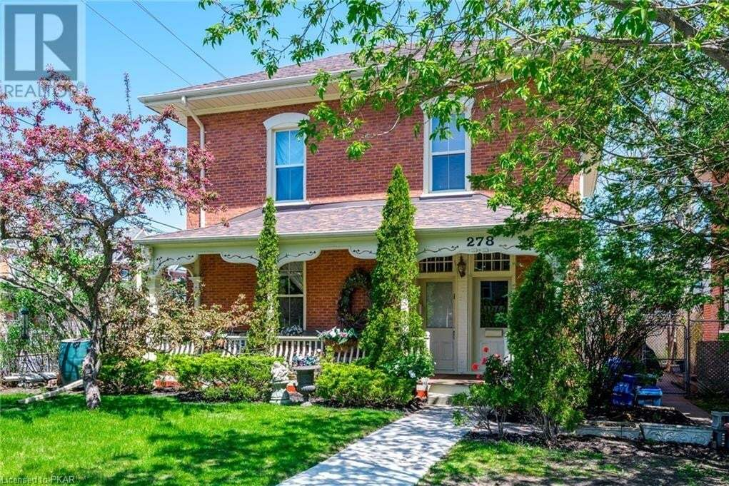 Townhouse for sale at 278 Reid St Peterborough Ontario - MLS: 261334