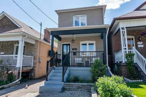House for sale at 278 Robina Ave Toronto Ontario - MLS: C4778866