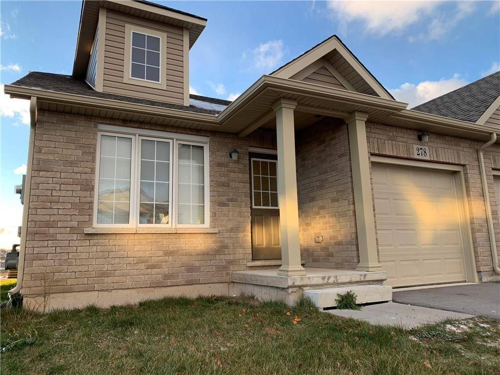Townhouse for rent at 278 Silverwood Ave Welland Ontario - MLS: 30772816