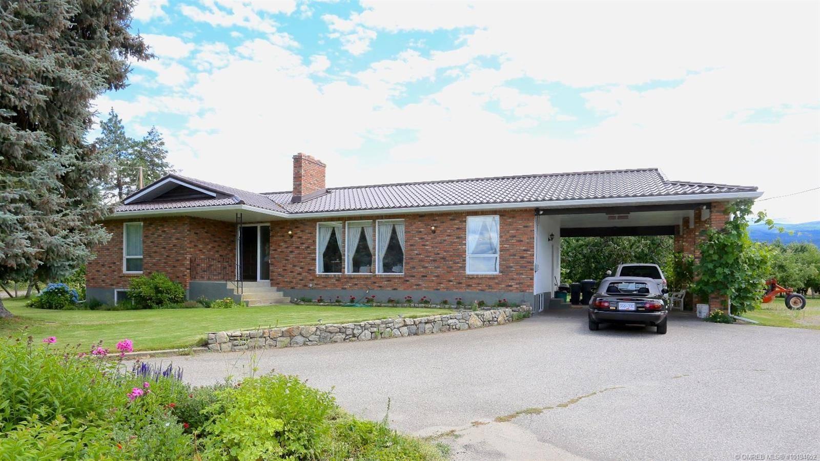 House for sale at 2785 Dunster Rd Kelowna British Columbia - MLS: 10194652