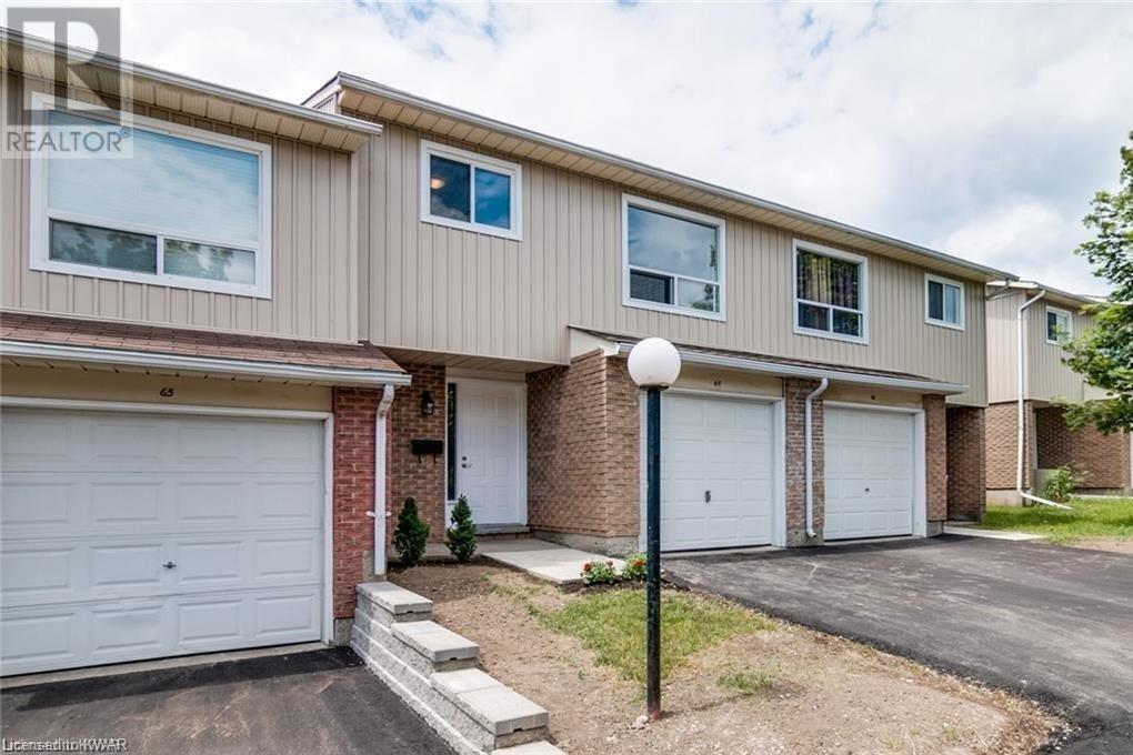 Townhouse for sale at 279 Bluevale St Waterloo Ontario - MLS: 40035862