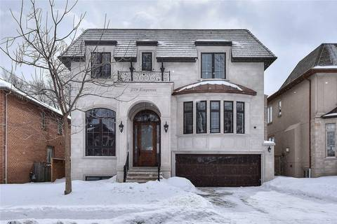 House for sale at 279 Empress Ave Toronto Ontario - MLS: C4701210