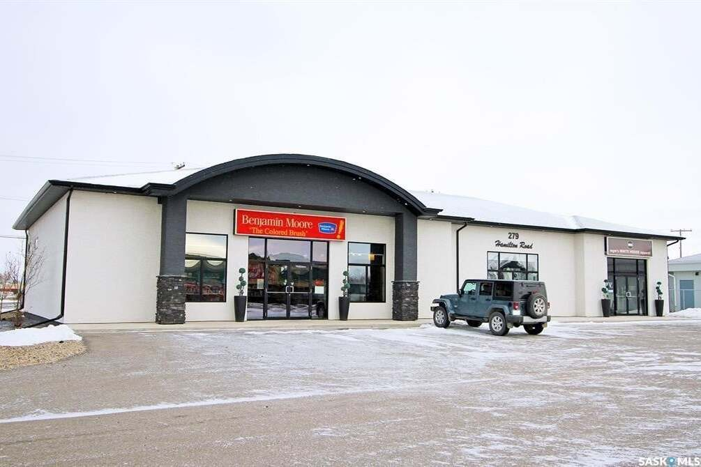 Commercial property for sale at 279 Hamilton Rd Yorkton Saskatchewan - MLS: SK813500