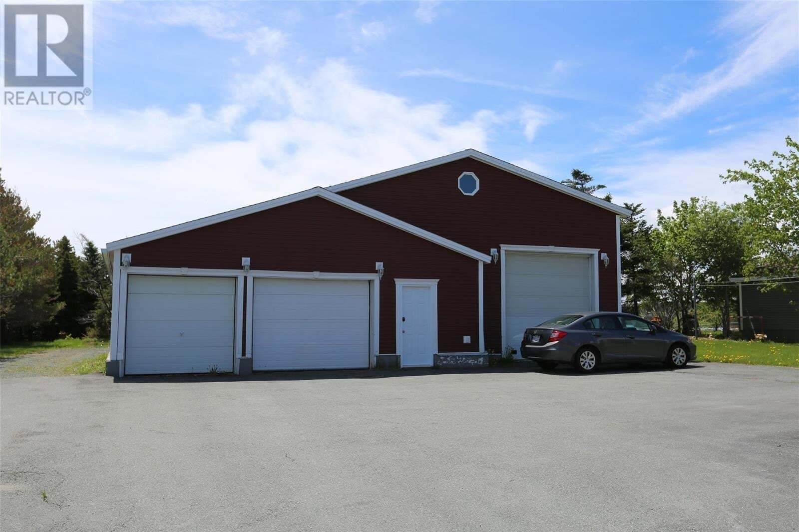 Commercial property for sale at 279 Indian Meal Line Torbay Newfoundland - MLS: 1218073