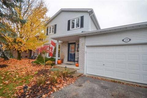 House for rent at 279 London Rd Newmarket Ontario - MLS: N4624518