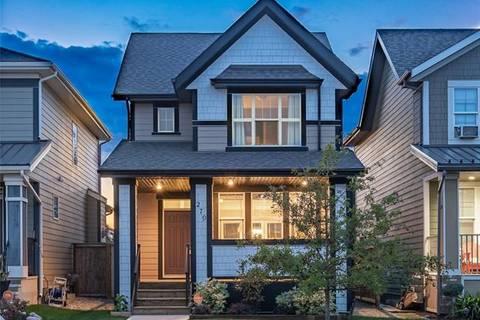 House for sale at 279 Mahogany Ht Southwest Calgary Alberta - MLS: C4286520