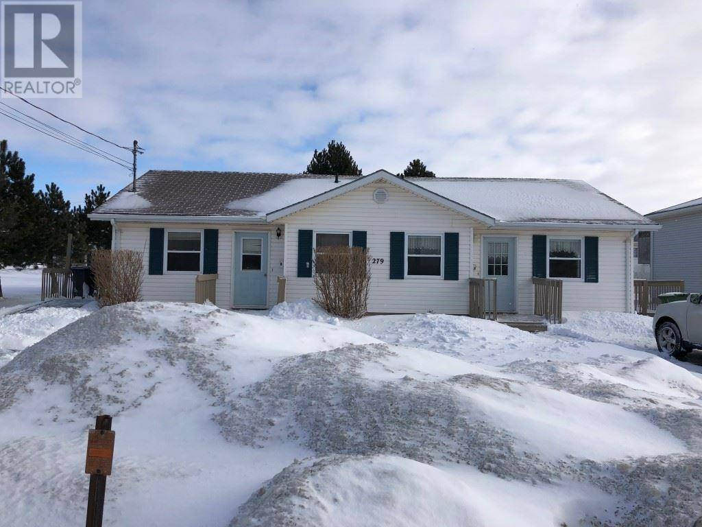 Townhouse for sale at 279 Mcewen Rd Summerside Prince Edward Island - MLS: 202001874
