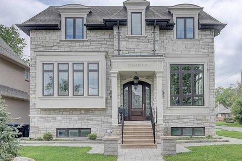 House for sale at 279 Mckee Ave Toronto Ontario - MLS: C4618913