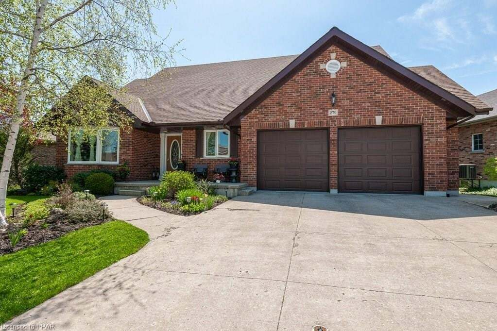 House for sale at 279 Woods St Stratford Ontario - MLS: 30808495