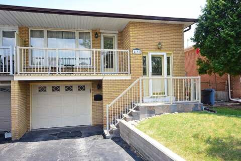 Townhouse for sale at 2791 Windjammer Rd Mississauga Ontario - MLS: W4822498