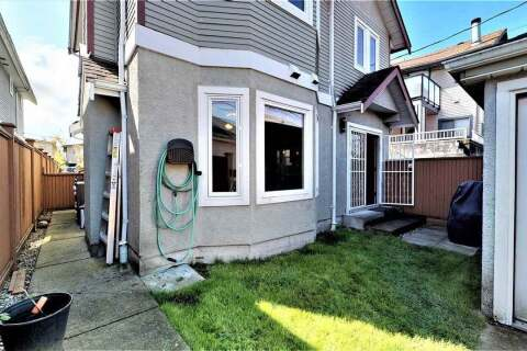 Townhouse for sale at 2793 28 Ave E Vancouver British Columbia - MLS: R2469645