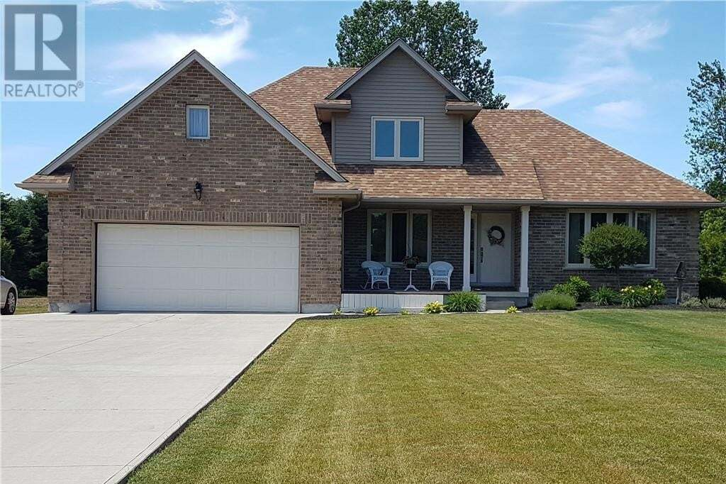 House for sale at 27939 Pike Rd Strathroy Ontario - MLS: 277808