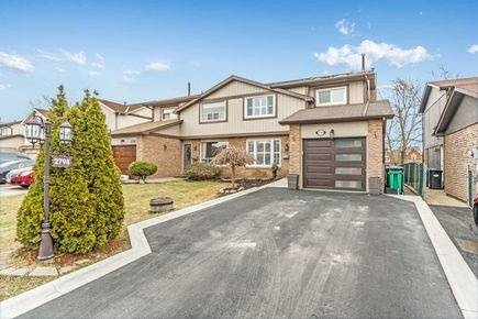 Townhouse for sale at 2794 Bucklepost Cres Mississauga Ontario - MLS: W4731877