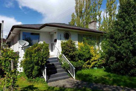 House for sale at 2797 Parker St Vancouver British Columbia - MLS: R2376139