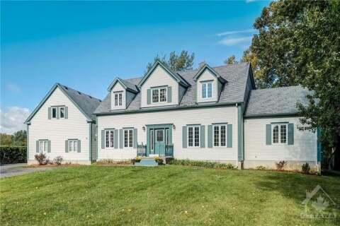 House for sale at 2797 Quinn Rd Ottawa Ontario - MLS: 1213446