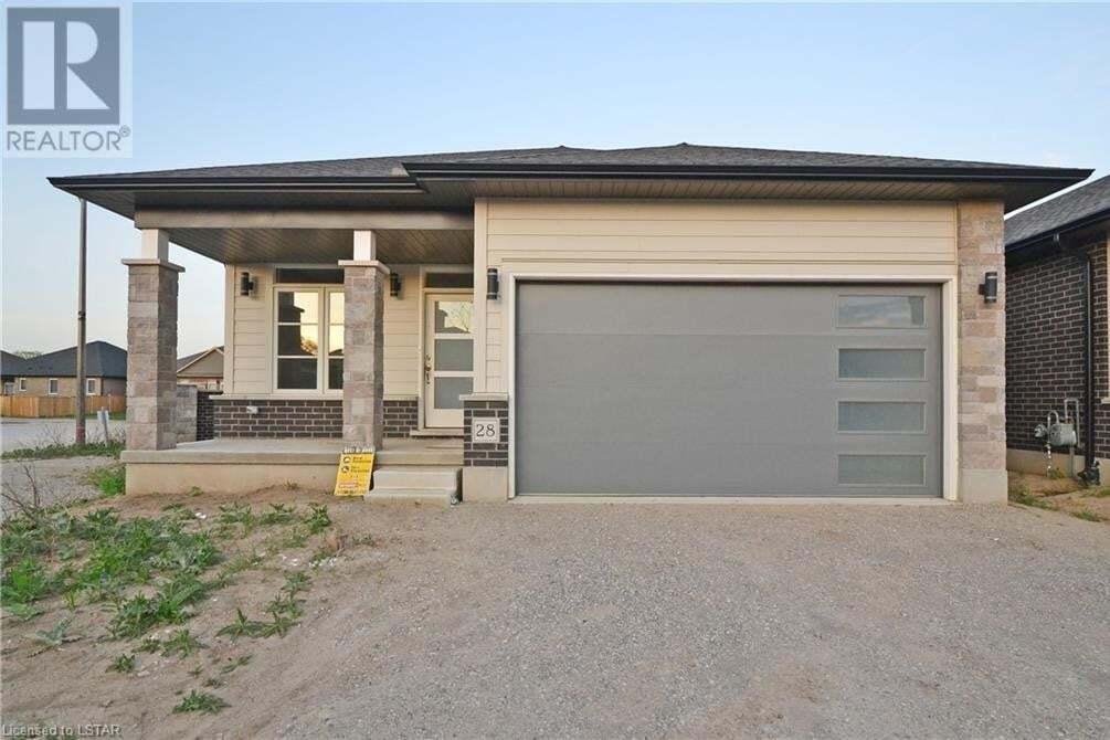 House for sale at 10 Mcpherson Ct Unit 28 St. Thomas Ontario - MLS: 244775