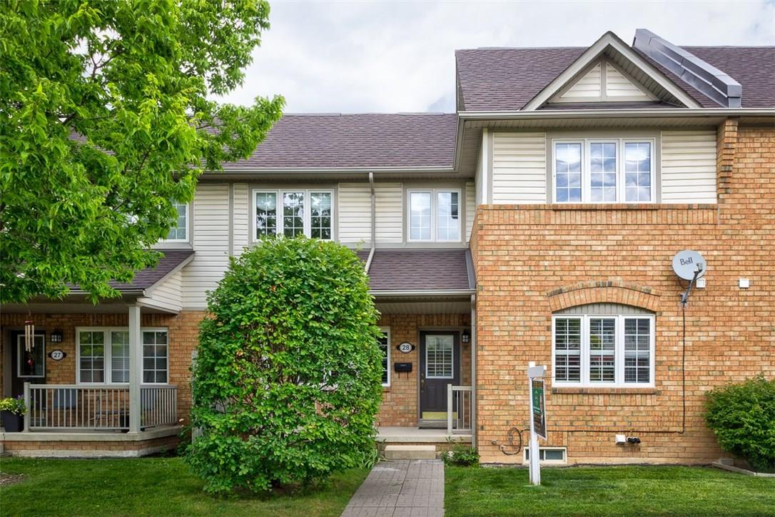 Removed: 28 - 100 Beddoe Drive, Hamilton, ON - Removed on 2019-08-17 08:12:34