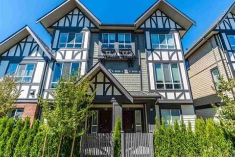 Townhouse for sale at 10388 No. 2 Rd Unit 28 Richmond British Columbia - MLS: R2453192