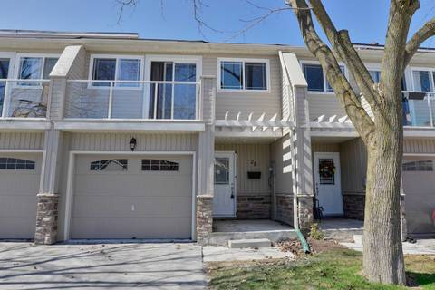 Condo for sale at 12 Lankin Blvd Unit 28 Orillia Ontario - MLS: S4431180