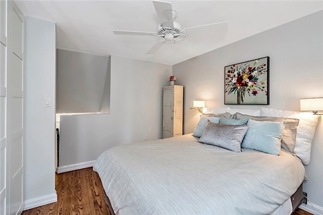 For Sale: 28 - 123 Strathcona Avenue, Toronto, ON | 2 Bed, 1 Bath Condo for $679,900. See 9 photos!